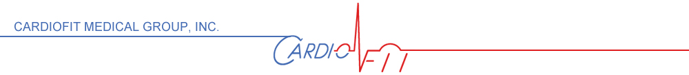 CardioFit Medical Group, Inc.